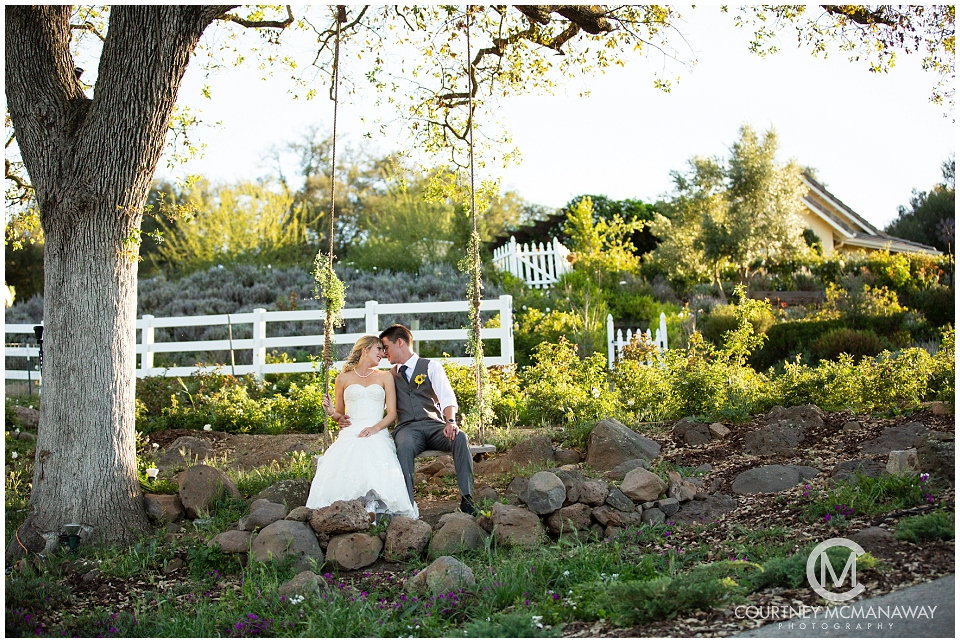 Forever and Always Farm Wedding day bride and groom
