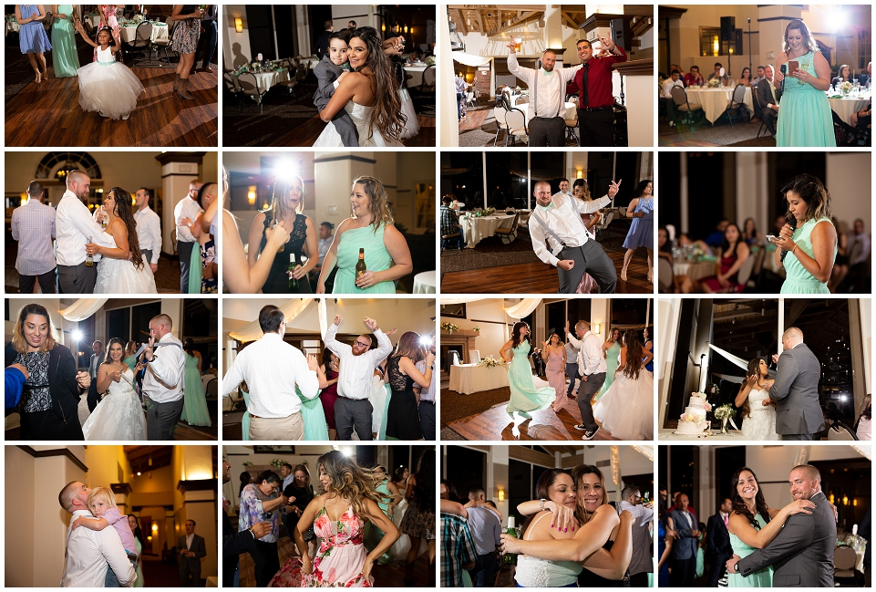 Wedgewood Menifee Lakes Country Club wedding reception