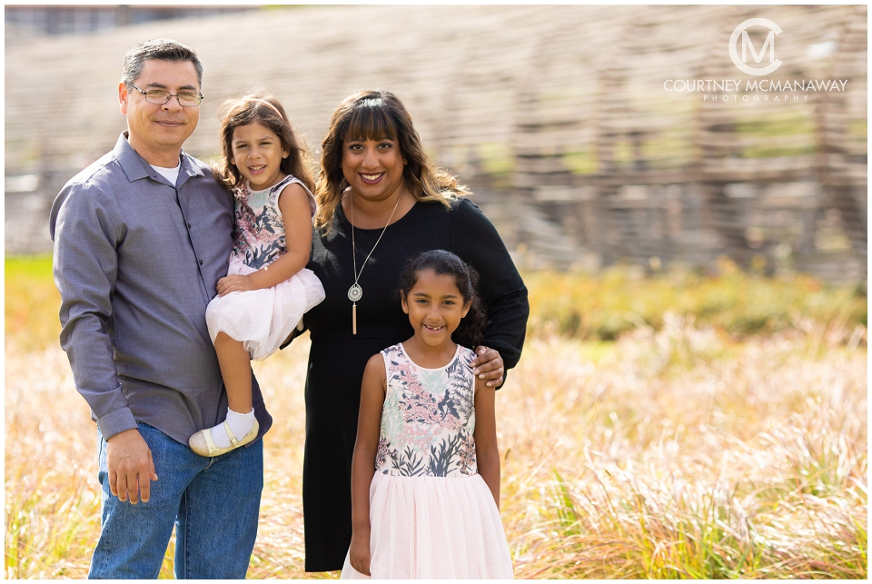 Dos Lagos family photos by Courtney McManaway Photography