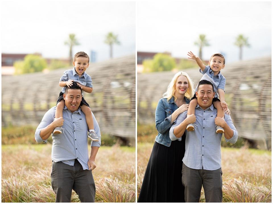 Dos Lagos family photos