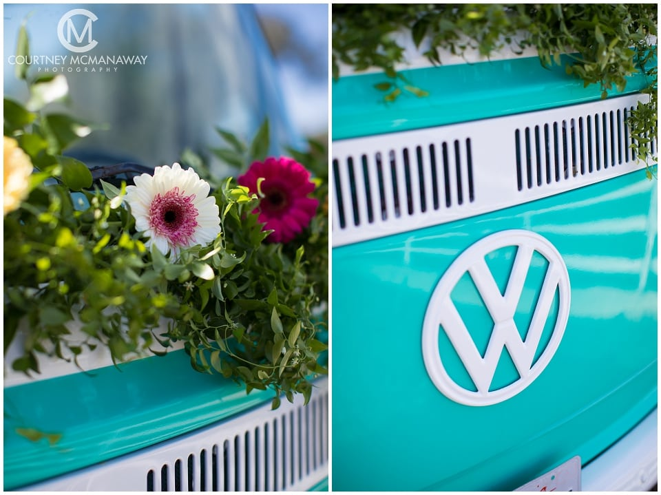 temecula-boho-wedding-inspiration-vw-bug-teal-happy-camper-photobus