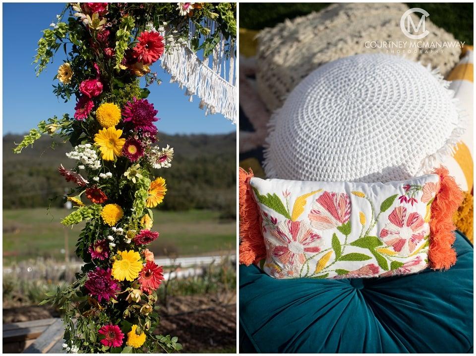 wedding-details-hippie-florals-cushions