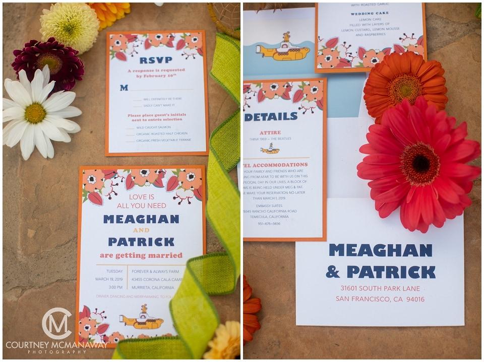 beatles-inspired-wedding-invitations-temecula